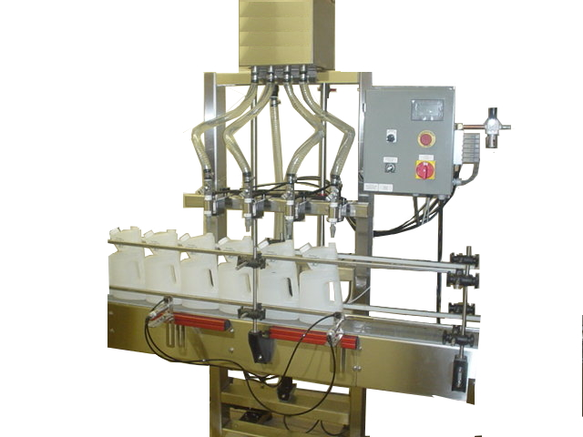 FTG610-1-SEMI-AUTOMATIC-GRAVITY-FILLER
